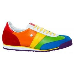 Duhové boty, kožené