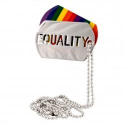 Duhový přívěsek EQUALITY