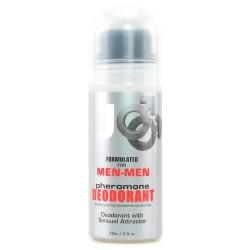Deodorant s feromony pro muže na muže